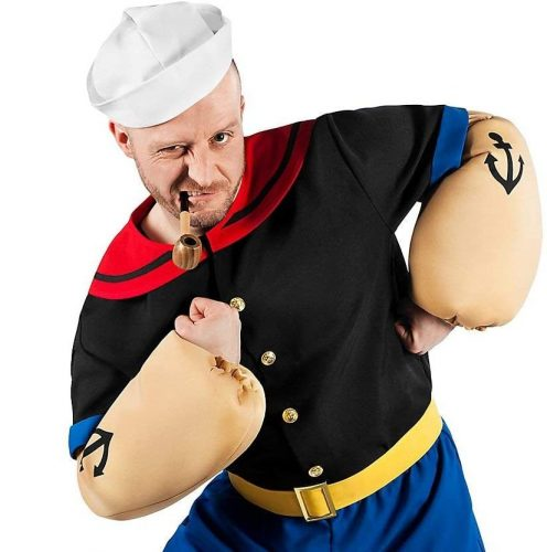 disfraz marinero