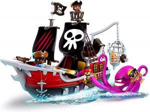 juguetes de barcos