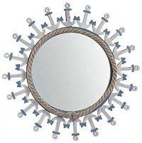 Espejo estilo marinero