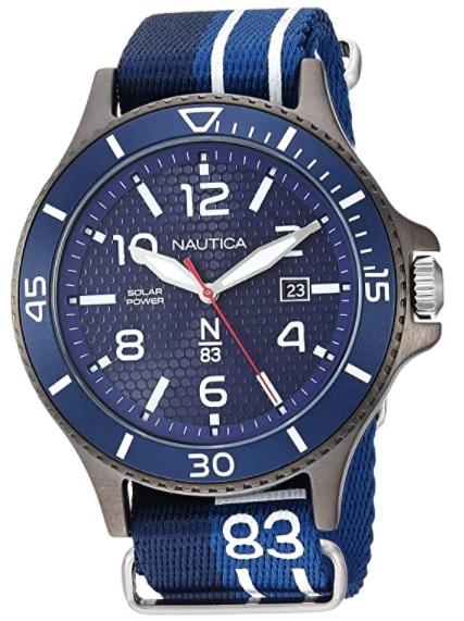 reloj nautico pulsera hombre