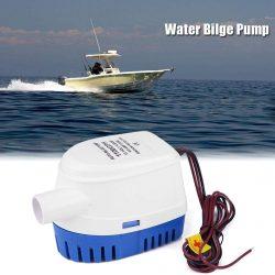 Bomba de sentina automática para barco interruptor de flotación interruptores de sentina