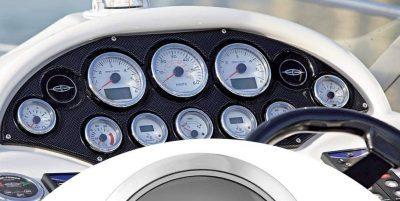 Indicador de velocidad Odómetro para barco