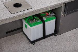 Las baterías marinas de doble propósito