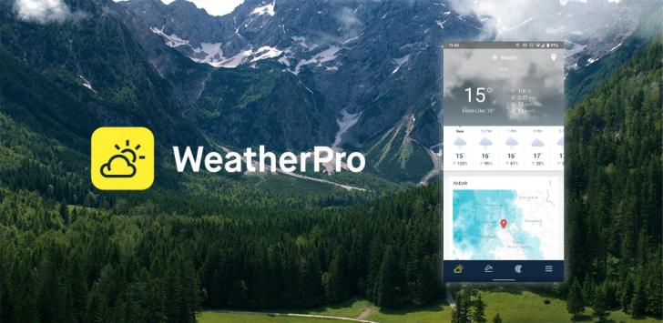 La última actualización agrega algunas características excelentes, pero aún hay margen de mejora. WeatherPro Mejor App Nautica meteorológica