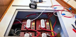 cargador de bateria marina