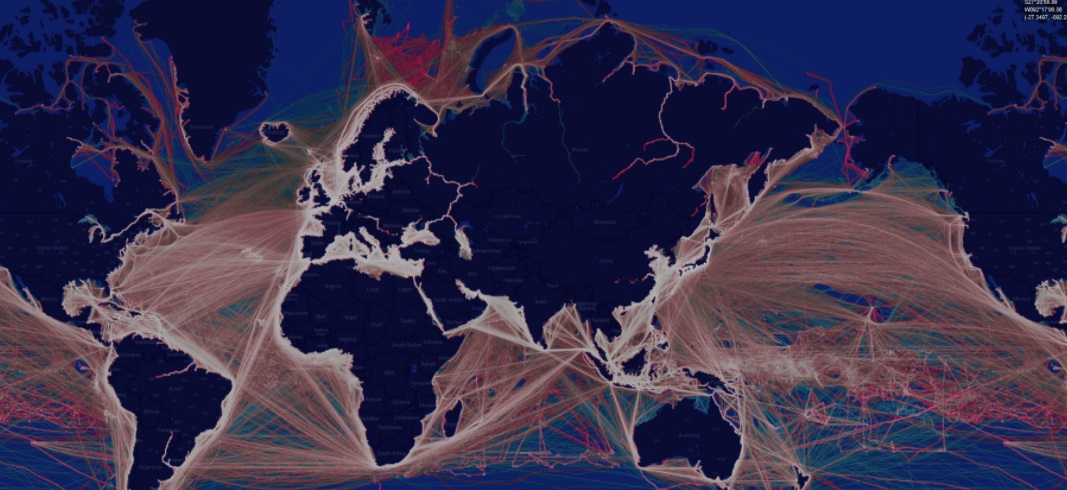 localizador gps barcos