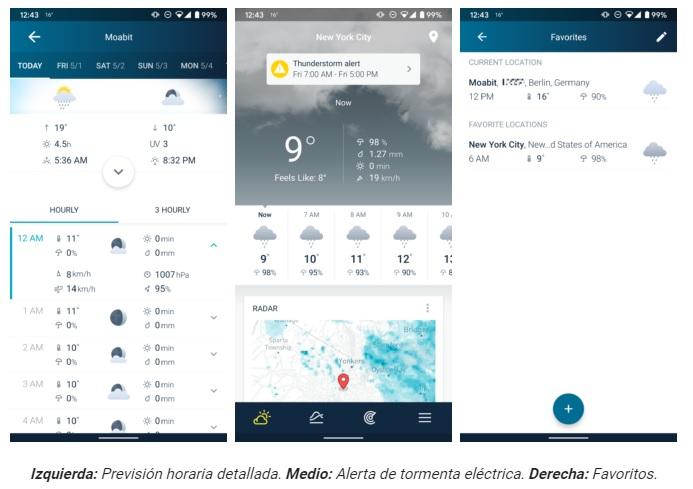 WeatherPro,