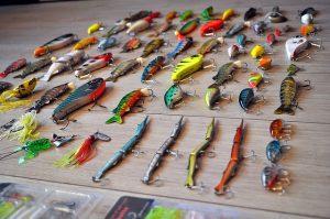 cucharas de pesca