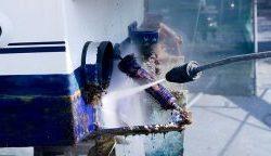 Mejores hidrolimpiadoras para limpiar tu barco