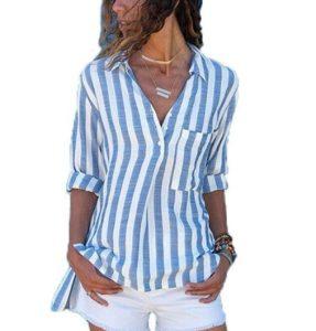 blusa nautica mujer