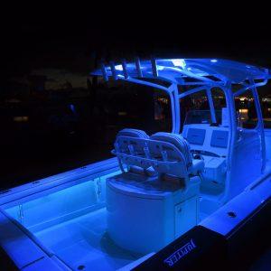 Luces Subacuáticas marinas