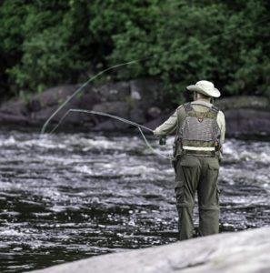 chalecos pesca
