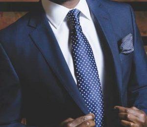 corbata náutica perfecta