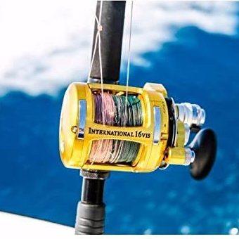 Carrete de pesca al Curricán
